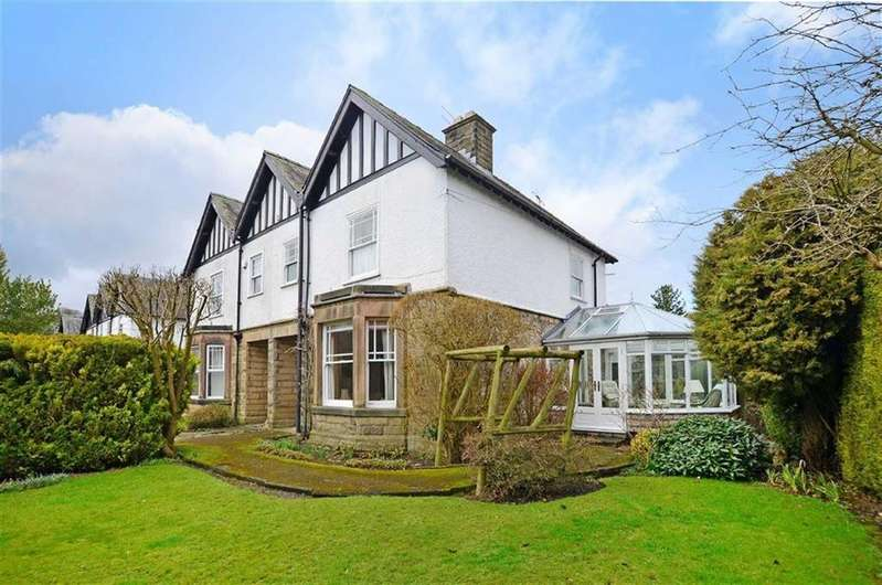 3 Bedrooms Semi Detached House for sale in 7, Granby Croft, Bakewell, Derbyshire, DE45