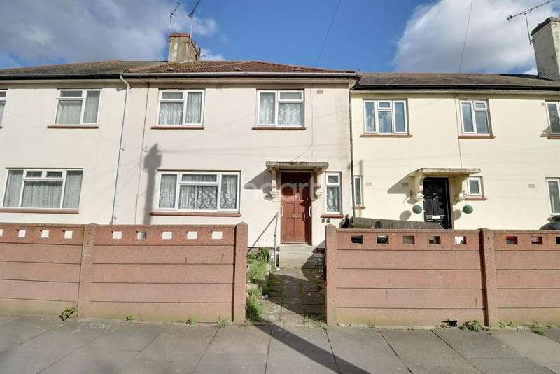 3 Bedrooms Terraced House for sale in Park Avenue, East Ham