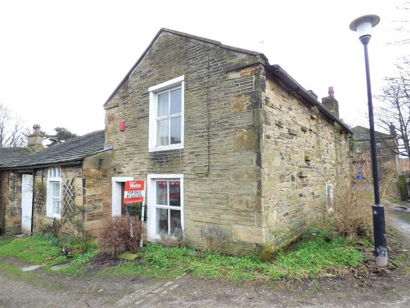 4 Bedrooms Cottage House for sale in Hodgson Fold, Bradford, BD2 4EB