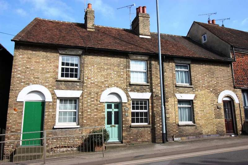 2 Bedrooms Terraced House for sale in 51 High Street, Seal TN15