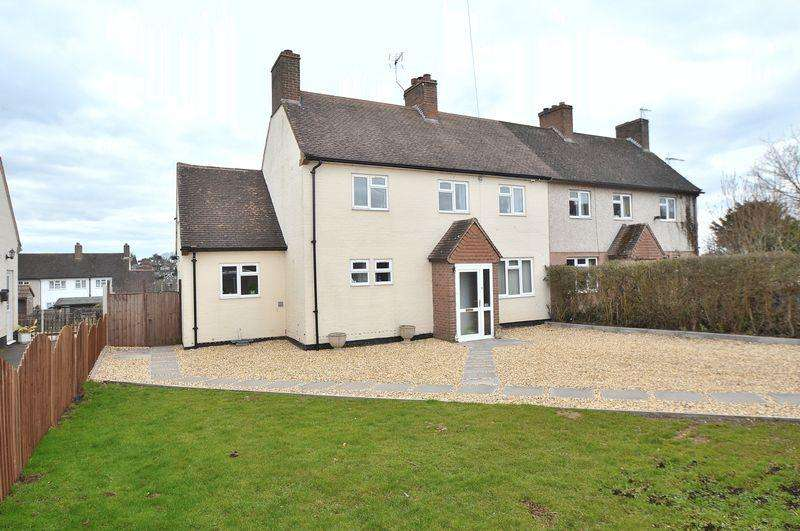 4 Bedrooms Semi Detached House for sale in Peacock Hill, Alveley, Bridgnorth