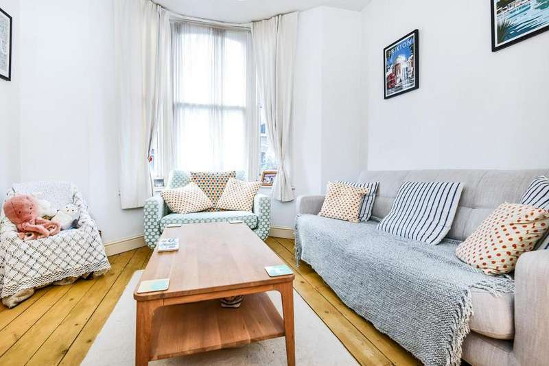1 Bedroom Flat for sale in Dalberg Road, Brixton
