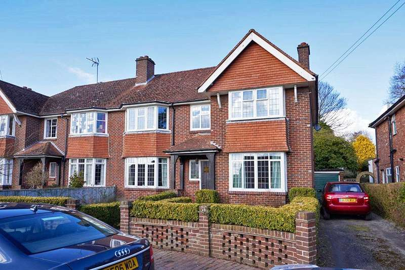 4 Bedrooms Semi Detached House for sale in Claremont Gardens, Tunbridge Wells, Kent, TN2