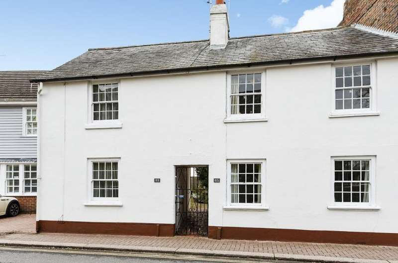 2 Bedrooms Terraced House for sale in High Street Hurstpierpoint West Sussex BN6