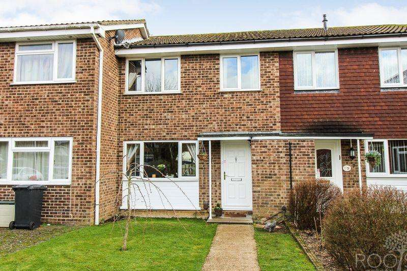 3 Bedrooms Terraced House for sale in Stroller Close, Thatcham