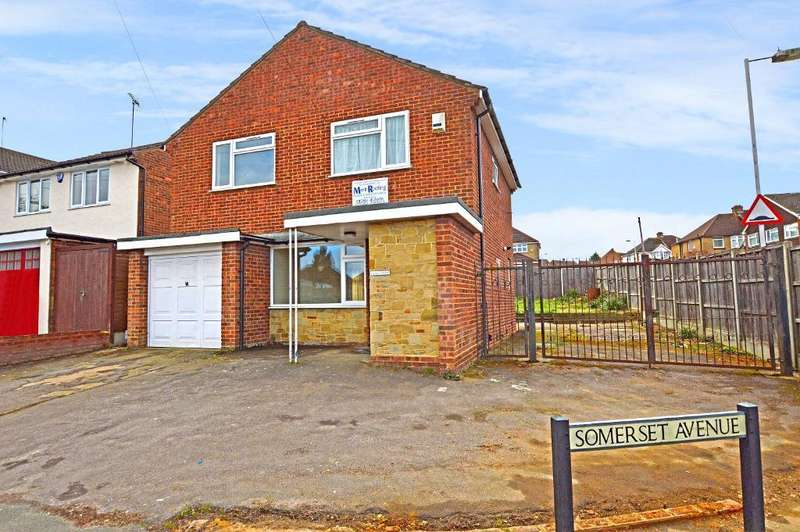4 Bedrooms Detached House for sale in Audley Place, Somerset Ave, Luton, LU2 0QD