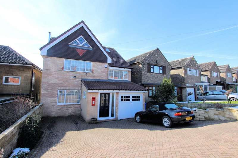 5 Bedrooms Detached House for sale in Oldfield Road, Stannington, Sheffield