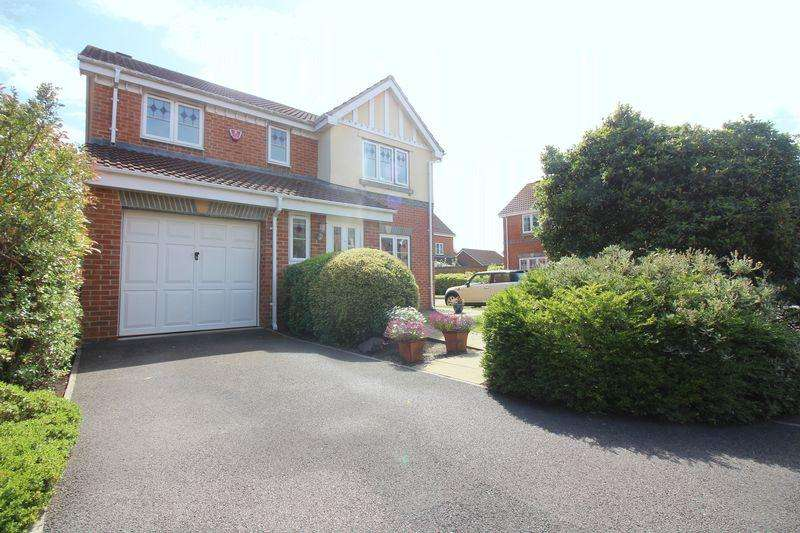 4 Bedrooms Detached House for sale in The Bramleys, Portishead