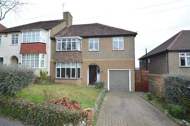 4 Bedrooms Semi Detached House for sale in Melrose Road, Coulsdon