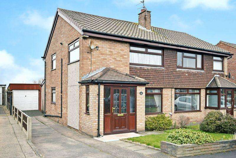 3 Bedrooms Semi Detached House for sale in Arklow Drive, Liverpool