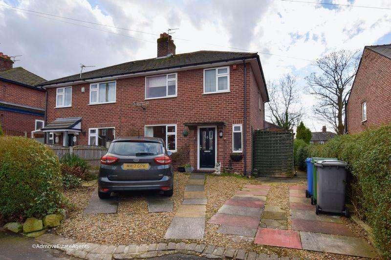 3 Bedrooms Semi Detached House for sale in Orchard Avenue, Lymm