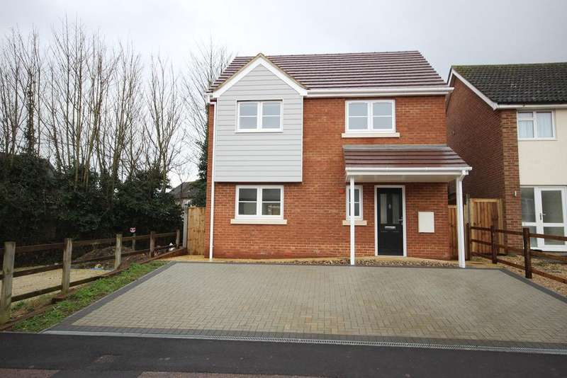 3 Bedrooms Detached House for sale in Silver End Road, Haynes, MK45