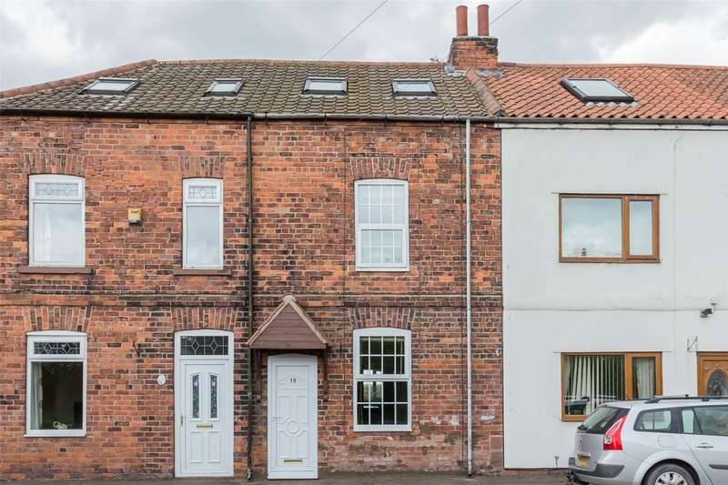 3 Bedrooms Terraced House for rent in New Cottages, Rawcliffe Bridge, Goole, DN14