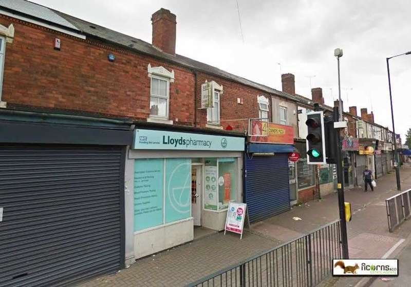 1 Bedroom Terraced House for rent in Former Lloyds Pharmacy, 177 Wednesbury Road, Walsall