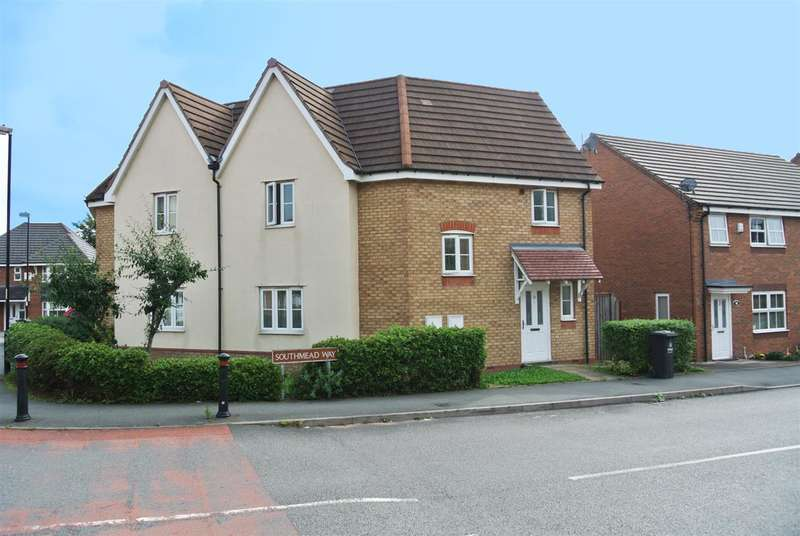3 Bedrooms Semi Detached House for sale in Southmead Way, Walsall