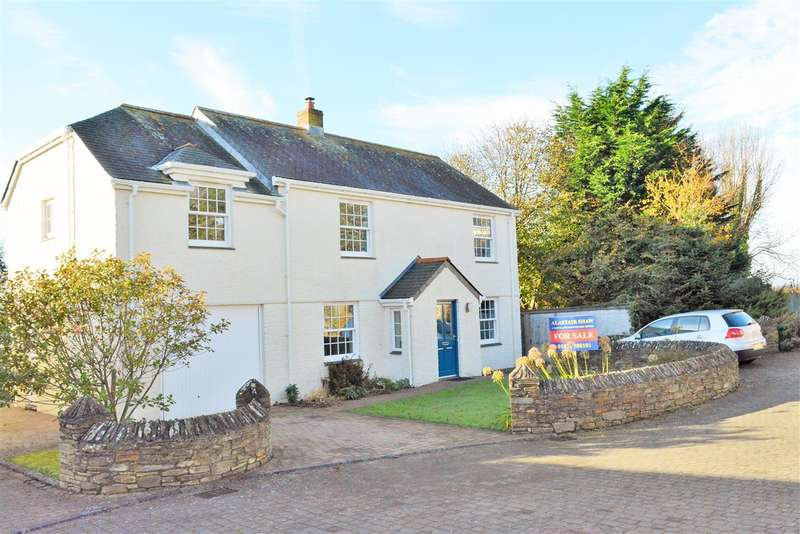 4 Bedrooms Detached House for sale in Gerrans, Truro, Cornwall, TR2