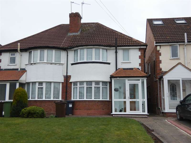 3 Bedrooms Semi Detached House for sale in Wagon Lane, Solihull, Solihull