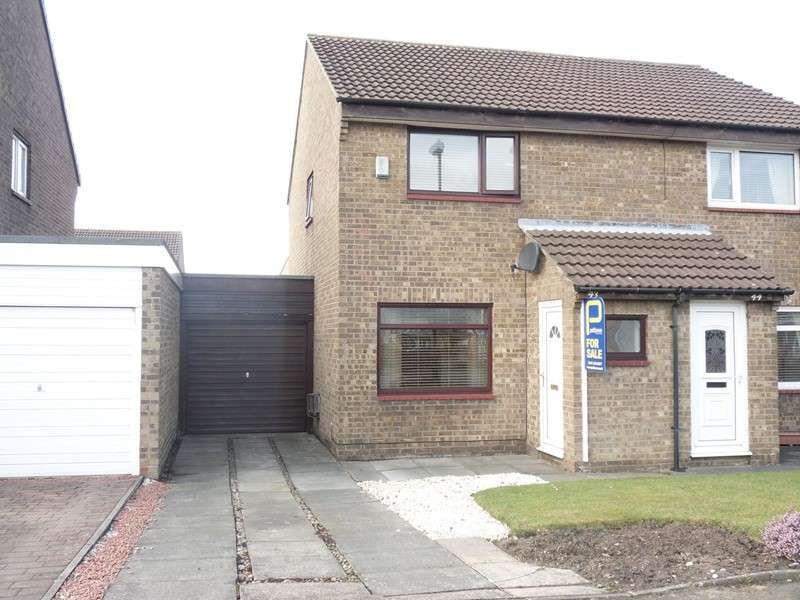 2 Bedrooms Property for sale in Kirklands, Burradon, Cramlington, Tyne and Wear, NE23 7LE