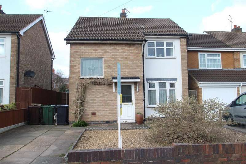 3 Bedrooms Property for sale in Harrowgate Drive, Birstall, Leicester
