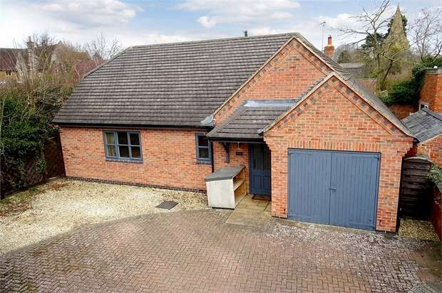 4 Bedrooms Detached House for sale in Weskers Close, Clipston, Market Harborough, Leicestershire