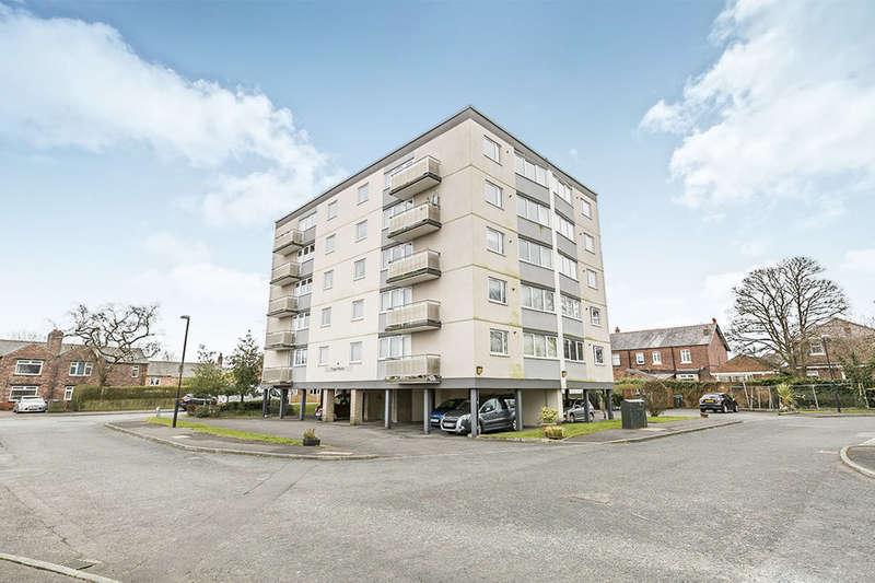 2 Bedrooms Flat for sale in Lancaster Court, Chorley, PR7