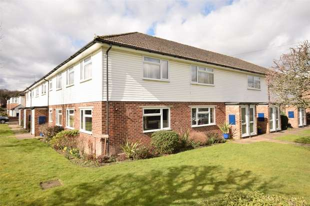 3 Bedrooms Flat for sale in Robyns Way, Sevenoaks, Kent
