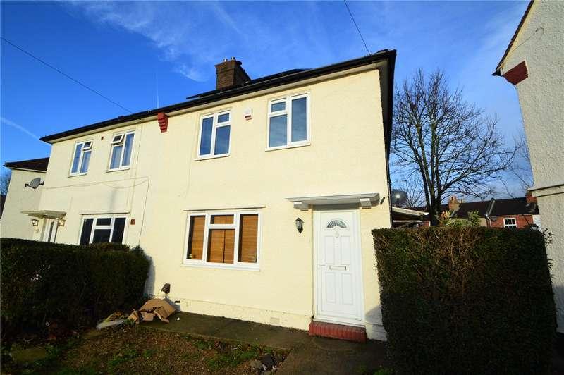 3 Bedrooms Semi Detached House for sale in Salem Place, Croydon