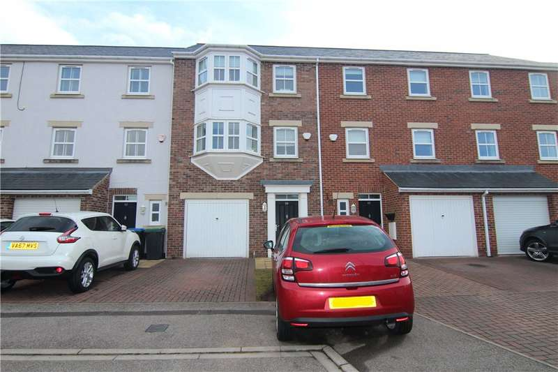 3 Bedrooms Terraced House for sale in Beamish Rise, East Stanley, DH9