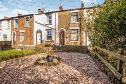 2 Bedrooms Terraced House for sale in Victoria Terrace, Chorley, Lancashire, PR6