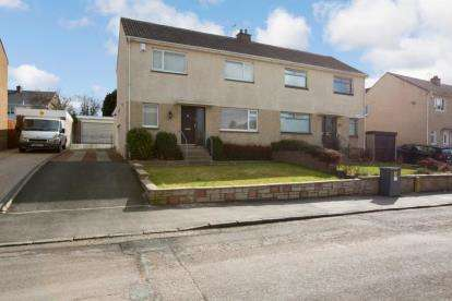 3 Bedrooms Semi Detached House for sale in Laburnum Lea, Hamilton