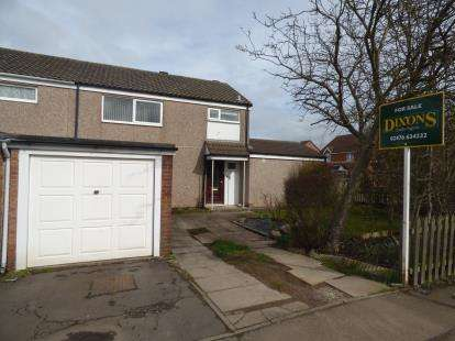4 Bedrooms End Of Terrace House for sale in Lyndale Road, Coventry, West Midlands
