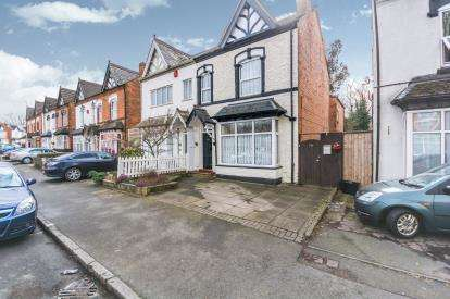 7 Bedrooms Semi Detached House for sale in Oxford Road, Acocks Green, Birmingham, West Midlands