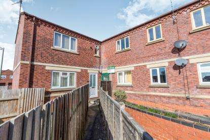 2 Bedrooms Flat for sale in Exbury Place, St. Peters, Worcester, Worcestershire