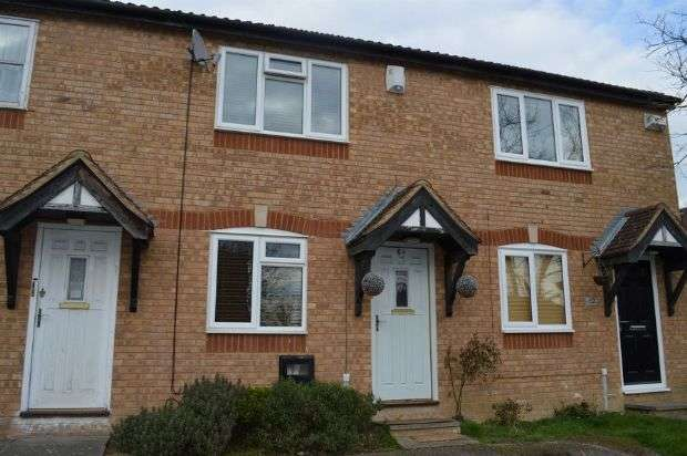 2 Bedrooms Terraced House for sale in Worcester Close, Little Billing, Northampton NN3 9GD