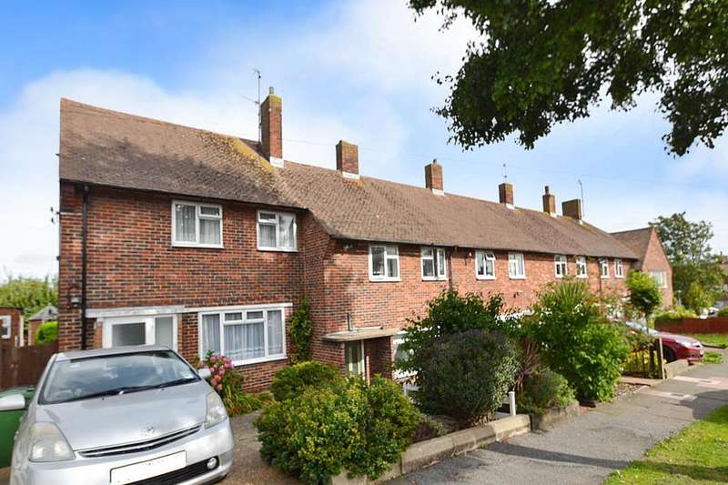 2 Bedrooms End Of Terrace House for sale in Henfield Road, Eastbourne