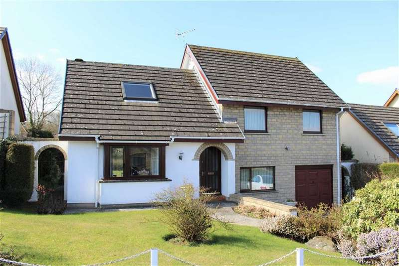 4 Bedrooms Detached House for sale in Lloyd George Lane, Pembroke