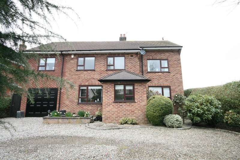4 Bedrooms Detached House for sale in Ribby Road, Wrea Green, Preston