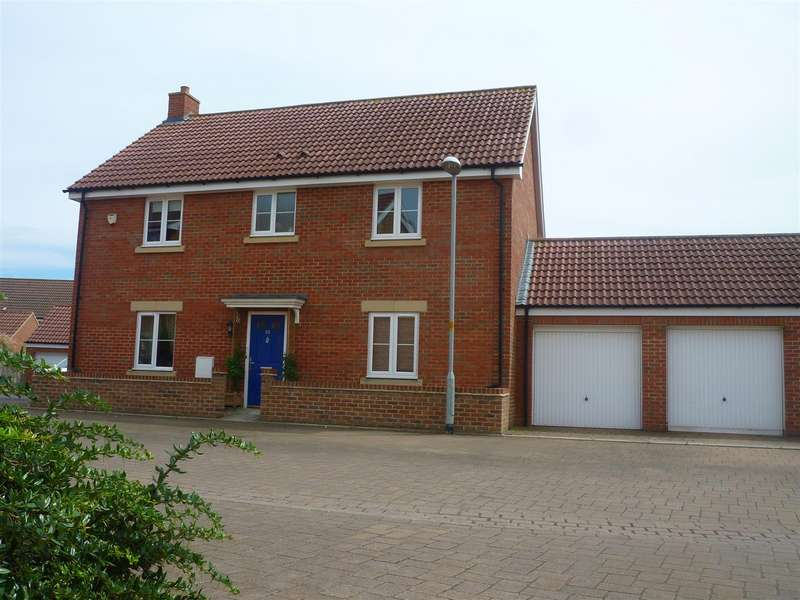 4 Bedrooms Detached House for sale in Staverton
