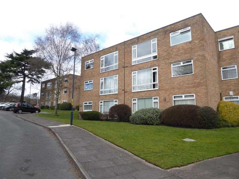 2 Bedrooms Flat for sale in Sheepmoor Close, Harborne, Birmingham, B17 8TD
