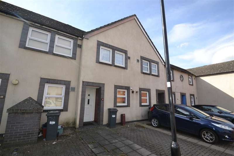2 Bedrooms Terraced House for sale in Bowden Close, Bedfont