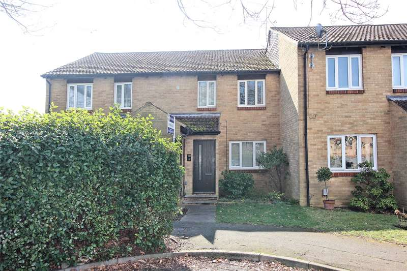 1 Bedroom Maisonette Flat for sale in Bardon Walk, Woking, Surrey, GU21