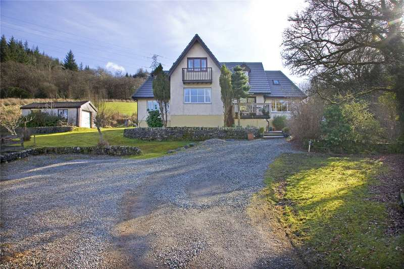 4 Bedrooms Detached House for sale in Varrda Mhor, West Loch, Tarbert, Argyll and Bute, PA29