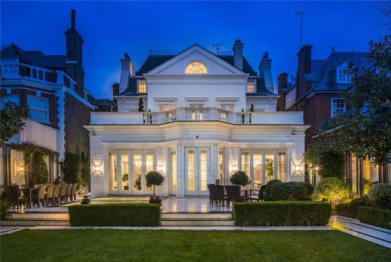 7 Bedrooms House for sale in Avenue Road, London, NW8