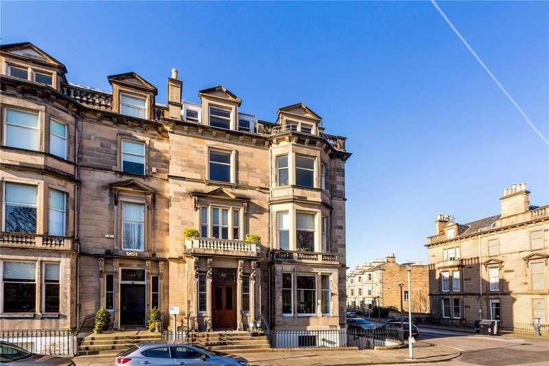 2 Bedrooms Flat for sale in 22B Belgrave Crescent, West End, Edinburgh, EH4