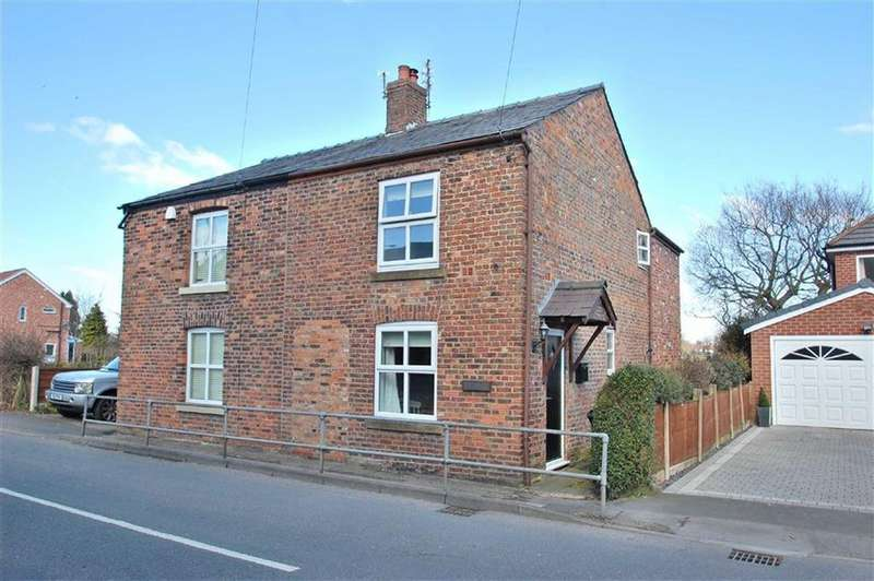 3 Bedrooms Semi Detached House for sale in Moor Lane, Woodford, Cheshire