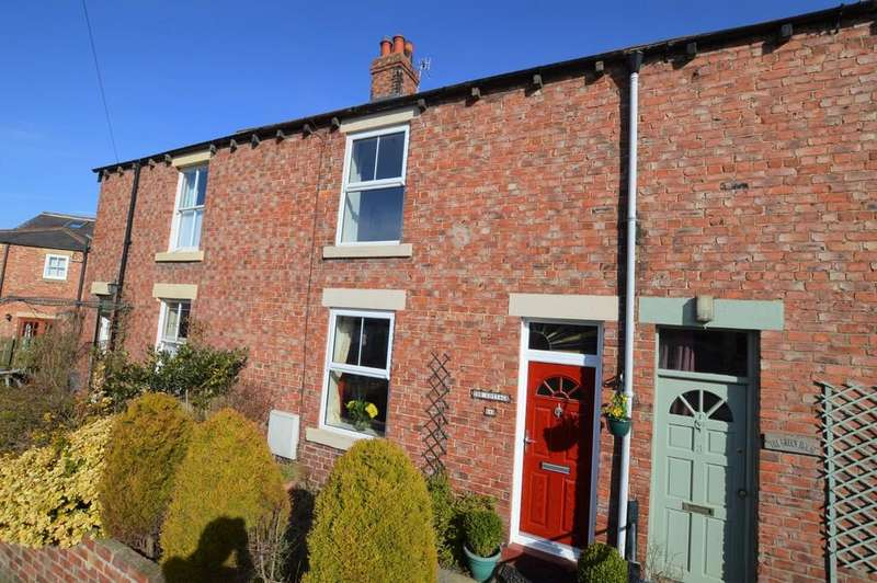 2 Bedrooms Terraced House for sale in Dene Tce West, Wylam