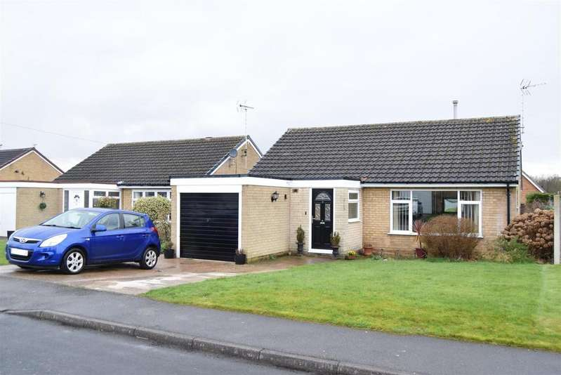 2 Bedrooms Detached Bungalow for sale in Old Hall Close, Warsop, Mansfield