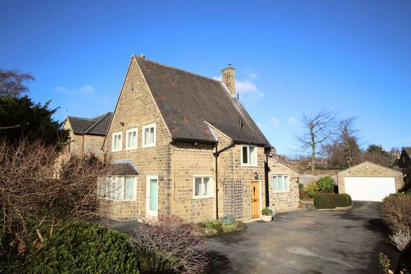 3 Bedrooms Detached House for sale in 67 Thornhill Avenue, Lindley, Huddersfield HD3 3DG