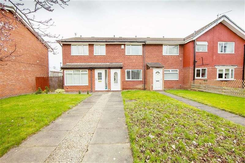 2 Bedrooms Terraced House for rent in Carnforth Close, Hadrian Park, Wallsend