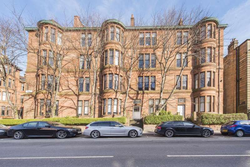 5 Bedrooms Flat for sale in 1/2, 30 Highburgh Road, Dowanhill, Glasgow, G12 9DZ